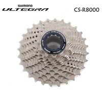 Shimano Ultegra R8000 11 Speed Road bike bicycle Cassette CS-R8000 11-25t 11-28t 11-30t 11-32t 11-34t 12-25t