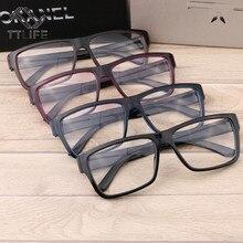 TTLIFE Pc Multiple Styles Literary Flat Mirror Office Optical Glasses Women White Collar Frame for Lens Men YJHH0335
