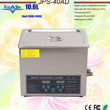 newest 110V/220V Dual frequency 40KHz/28KHZ 240W JPS-40AD Digital heater&timer