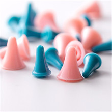 Tips-Point-Protectors Knitting-Needles-Cap Sewing-Accessories Craft Rubber for Cone-Shape