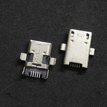 Micro USB Charging Connector Socket Port For Asus ZenPad 10 ME103K Z300C Z380C P022 8.0 Z300CG Z300CL K010 K01E K004 T100T image