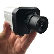 Vanxse cctv 1/3 sony effio ccd 1000tvl/960 h 8mm caixa de segurança câmera vigilância