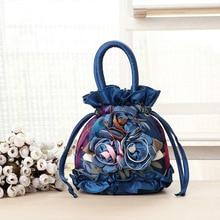 New Mini Bag Lace Ladies Evening Handbags Bucket Creative Decals Purse 2019  Clutch Bags