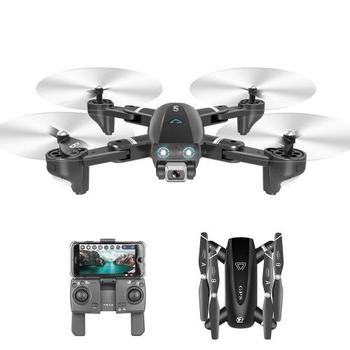 S167 Foldable 4K WIFI FPV GPS 5G RC Quadcopter Drone With Camera with Off-Point Flying Gesture