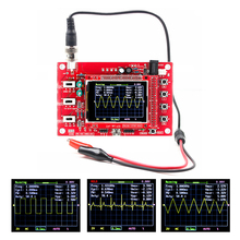 Digital Oscilloscope 2.4TFT 1Msps Kit Parts for Oscilloscope Making Ele