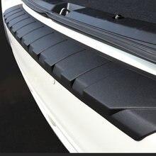 Защитная накладка на багажник автомобиля, резиновая защитная накладка на задний бампер, порог, защитная накладка на багажник для Subaru Forester XV ...