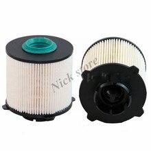 4 Pcs 연료 필터 XNE119 13263262 HDF623 F026402062 30 ECO020 5818085 E640KPD185 PU9001X KX331D FA597