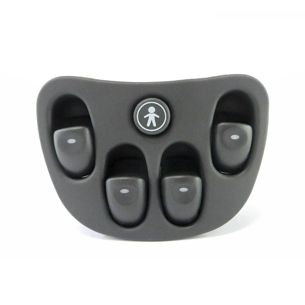 Wotefusi Car Electric Window Lifter Switch Fit For Holden Commodore VT VX 1997-2002 [QPA633]