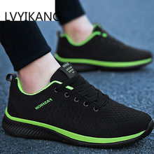 Men Pure Color Models Breathable Sneakers Youth Fashion Comfortable Hommes Light Casual Shoes Adulte Chaussures Drop Shipping(China)