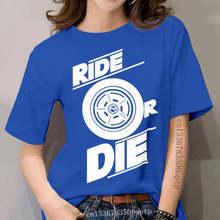 Fast and Furious 7 Inspired Ride or Die T-Shirt Original Rare Design Screenprint Cool Casual pride t shirt women Unisex New
