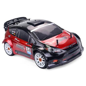 80km/H ZD Racing 1/8 Scale 4WD Brushless Electric Rally car 2
