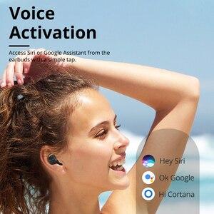Image 5 - Беспроводные наушники Tronsmart Spunky Beat TWS, Bluetooth наушники с QualcommChip IPX5 ,CVC 8,0, сенсорным управлением, голосовым помощником