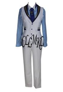 Image 2 - Fate Gran Orde FGO Sciabola King Arthur Cosplay Costume Outfit Pendragon Bianco Rosa Re di Cavalieri Cosplay