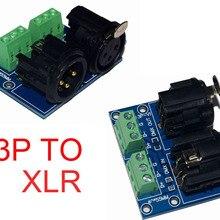 2 шт. XLR3-3P DMX512 разъем реле, 3pin терминал адаптер XLR, XLR3-3P dmx контроллер, 3P к XLR использовать для DMX контроллера