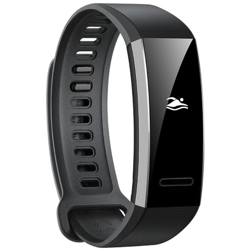 Bracelet intelligent Huawei Band 2 Pro Sport B29 Bracelet GPS écran pmolé 5ATM étanche natation PPG fréquence cardiaque Tracker de Fitness - 4