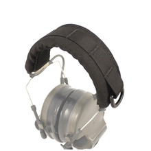 Advanced Modular Headset Cover Molle Headband for General Tactical Earmuffs  Hunting Accessories Military Equipment advanced modular headset cover molle headband for general tactical earmuffs microphone hunting shooting headphone cover
