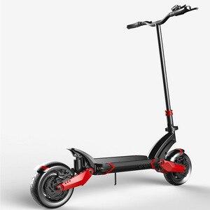 EU stock kwheel zero 10X electric scooter 10inch dual motor 52V 2000W double dual motor scooter
