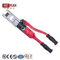 handheld manual ZHO 240 16 240mm2 copper terminals hydraulic cable crimping pliers