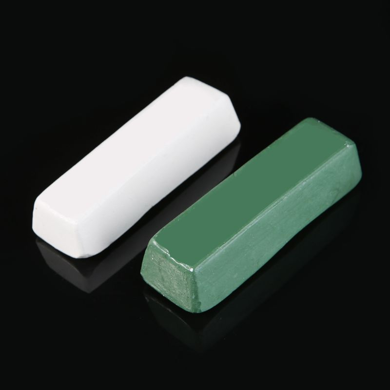 Compound Polishing Paste Wax Metal Brass Grinding Abrasive Soap Buffing Wax Bar Dropship