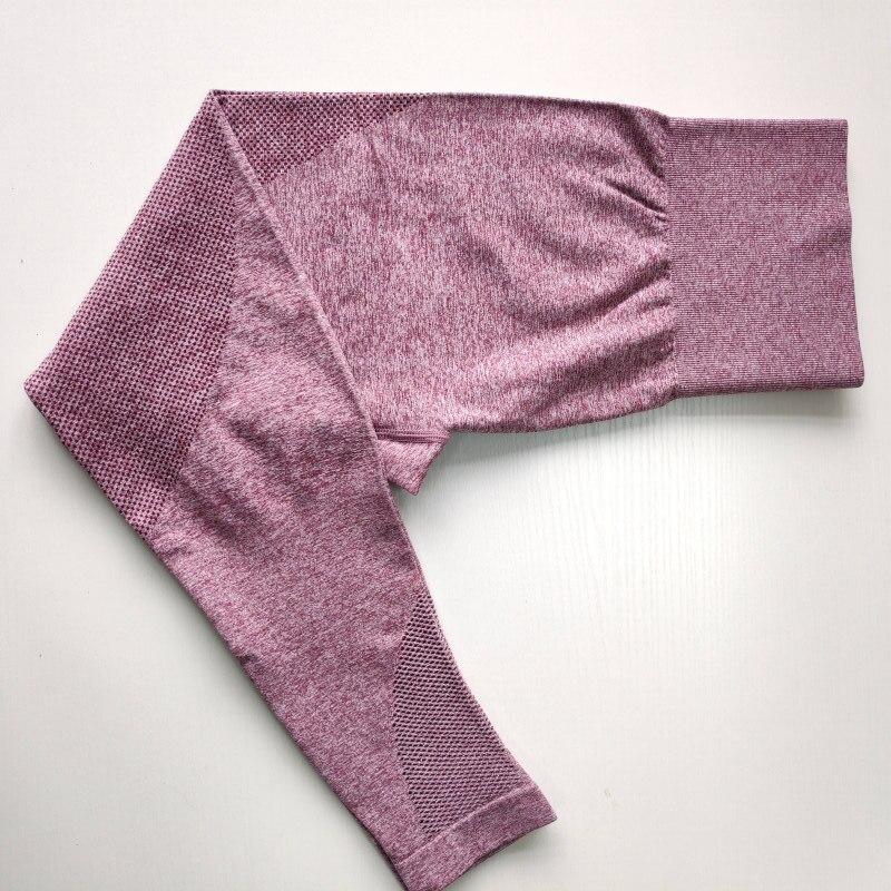 Nepoagym Women SNOW Seamless Leggings Tummy Control High Waist Yoga Pants Booty