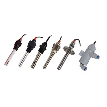 Tds 電極導電電極導電率センサ白金黒導電電極 1.0 および ph 電極