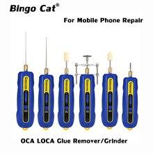 MECHANIC IR10PRO LCD Screen OCA LOCA Glue Remover Phone Repair Tool Glue Remove Grinder Phone Screen Cutting Machine