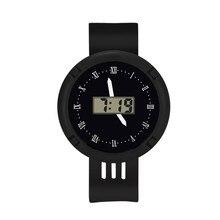 Children Girls Analog Digital Sport LED Electronic Waterproof Wrist Watch New Children Quartz Wristwatches Kids Watch Clock 9.3 недорого