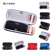 LTGEM Waterproof EVA Hard Case for JBL Charge 4 Portable Wireless Bluetooth Speaker Protective Carrying Cover(China)