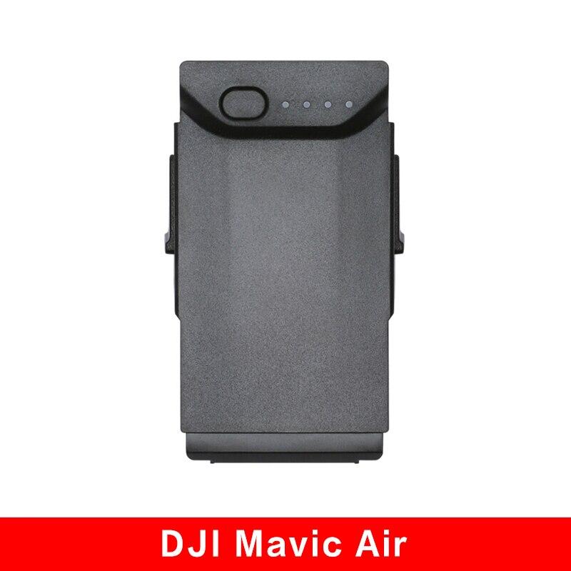 Batería de aire DJI Mavic Original baterías de vuelo inteligentes Max 21-min tiempo de vuelos para Mavic Air Drone
