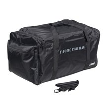 RC Car Storage Hand Bag Oxford Waterproof for 1/10 1/8 Drift Crawler HSP 94122 94188 Model Accessory