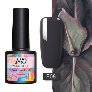 Γυαλιστικό βερνίκι gel νυχιών Μανικιούρ - Πεντικιούρ Προϊόντα Περιποίησης MSOW
