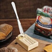 Prensa De Queso, нержавеющая сталь, масло, сыр, десертное варенье, раздатчик крема, нож, сэндвич, пилка с широким лезвием, инструмент для завтрака