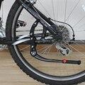 Hinten Parkplatz Unterstützung Stehen Fahrrad Seite Berg Fahrrad Ständer Reiten Ausrüstung für Outdoor Zyklus Radfahren Unterhaltung