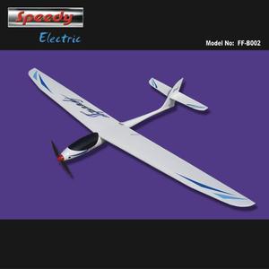 RC Fiberglass Model Airplane S