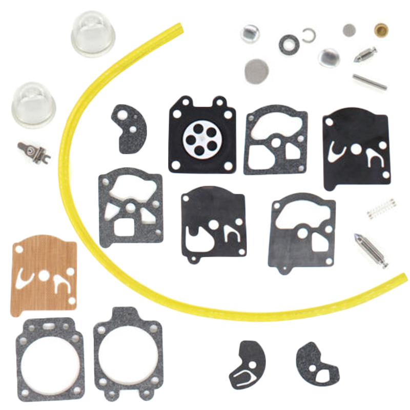Carburetor Repair Diaphragm Kit For Walbro/Stihl 009AV 010AV 011AV 011AV 020AV Chainsaw Parts Power Equipment Accessories