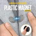 Высококачественная невидимая Пластиковая Магнитная кнопка 1 шт. пряжка украшение для одежды Набор для рукоделия шитья «сделай сам» Скрапбу...