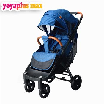 YOYAPLUS-MAX wózek dziecięcy oryginalne markowe towary jakość z prezentem wózek dziecięcy w gorącej sprzedaży markowe prawdziwa jakość usług tanie i dobre opinie babyyoya 13-18 M 2-3Y 4-6 M 7-9 M 19-24 M 4-6Y 10-12 M 0-3 M yoyamax Numer certyfikatu