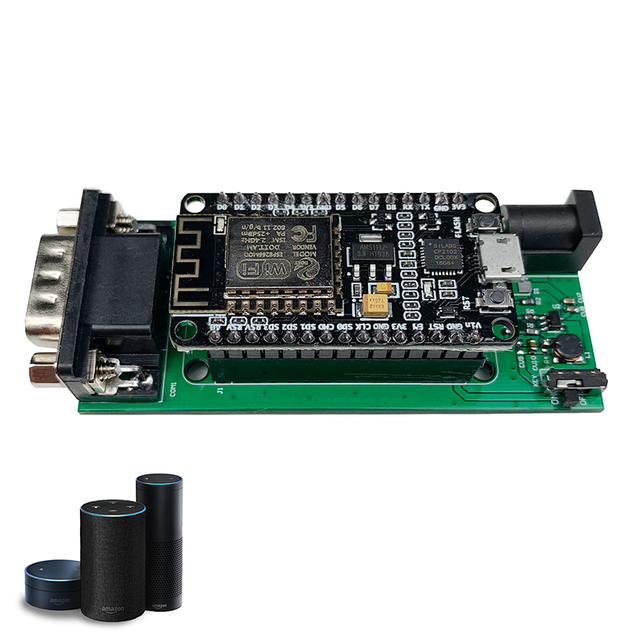 Kincony Alexa Voice/APP Control Assistant for Smart Home Automation Module Controller System Switch Domotica Hogar