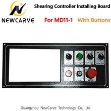Controlador de corte Bordo Exterior Para A Instalação NEWCARVE MD11-1 Com Botões Para A Máquina De Corte