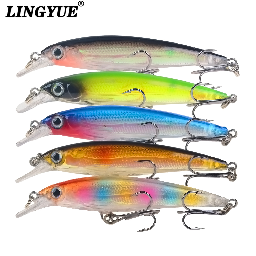 Small Minnow Sinking Swimmbait Rattling Pesca Hard Laser Crankbait Fishing Lure 70mm Wobblers Topwater Bait 6# Hooks Tackle