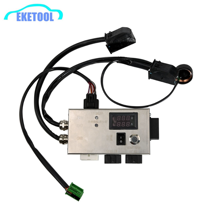 For BMW FEM/BDC Test Platform For BMW F20 F30 F35 X5 X6 I3 FEM BDC Control Module With Gearbox Plug Directly Work FEM BDC Tester-in Mechanical Testers from Automobiles & Motorcycles    1
