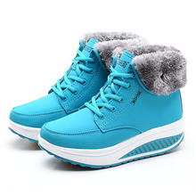 Fashion Shoes Women's Winter Boots 2019 Ankle Boots For Women Snow Boots Red Female Boot Casual Sneakers Lady Footwear Booties стоимость