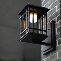 LED SOLAR wall light outdoor Waterproof Solar Powered Motion Sensor Light for residential balcony lamp villa porch lamp