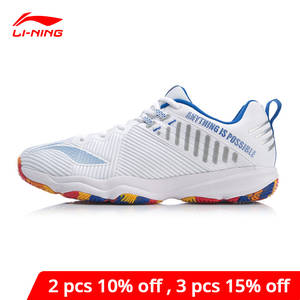 Lining Sneakers Badminton-Shoes RANGER TD AYTP031 Men XYY139 Wearable-Support-Lining