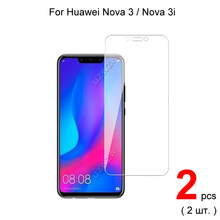 For Huawei Nova 3 / Nova 3i Premium 2.5D 0.26mm Tempered Glass Screen Protector For Huawei Nova 3 3iProtective Glass Film