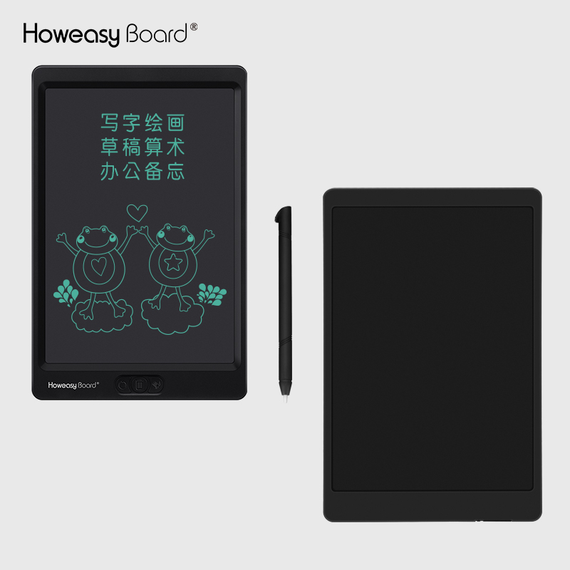 Howeasy Board 10 Inch Partial Erase Erasure Local Abrasion Delete LCD Writing Drawing Board Tablet Pad