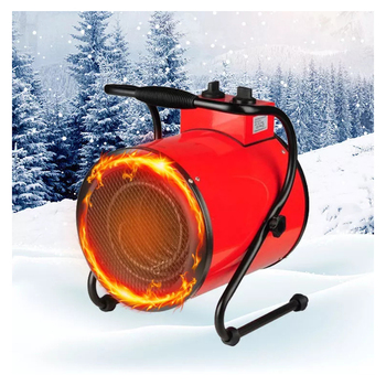 Heating Equipment Air Blower Home Heater Dryer 380v High Power Not Industry Greenhouse Cultivation Home Heater Energy Saving 600w 32m twin core heating cable for power saving soil heating protection system wholesale hc2 18 600