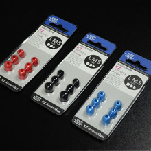 3Pair(6pcs) KZ Memory Foam Noise Isolating Comfortble Original Ear Tips Pads Earbuds for In-ear Earphone ZSX ZS10 Pro