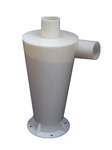 Image 3 - New cyclone 1 pcs cyclone dust collector Filter Turbocharged Cyclone