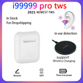 Оригинальные беспроводные Bluetooth-наушники I99999 pro Tws 1:1 с функцией GPS, Bluetooth-гарнитура Tws I99999 Pro Android PK I9999 Tws наушники